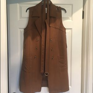 Chico duster, size 1. Never worn tags removed